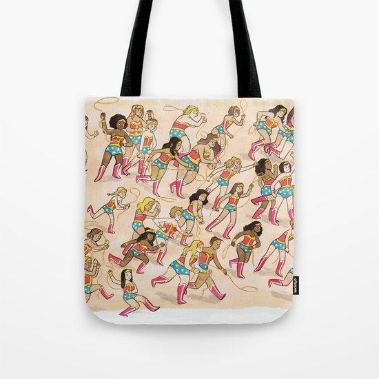 Wonder Women! Tote Bag