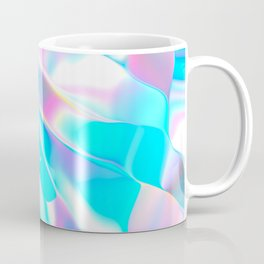Blue Opal Iridescent  Coffee Mug