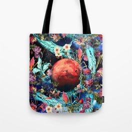 MARS&WATER Tote Bag