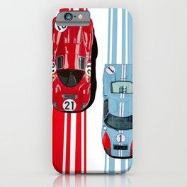 FordvFerrari '66 iPhone Case