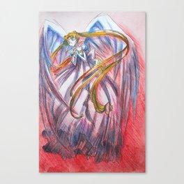 Serenity the Angel Canvas Print