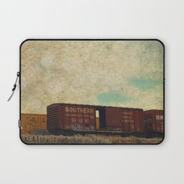 Wrong Side of the Tracks Laptop Sleeve