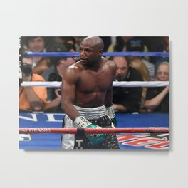 Floyd Mayweather Wall Art Print Photo Print Poster Picture Boxing Metal Print