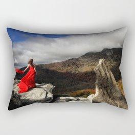 Mountain Beauty Rectangular Pillow