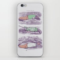 golf iPhone & iPod Skins featuring Golf Buddies by Jacques Maes