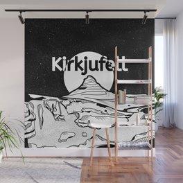 Kirkjufell Iceland Wall Mural