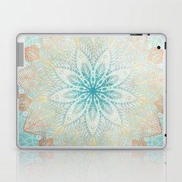 Island Mandala Laptop & iPad Skin