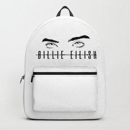 Billie Eilish Merch Backpack