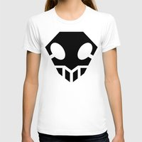 bleach T-shirts featuring Bleach Skull 2 by Prince Of Darkness