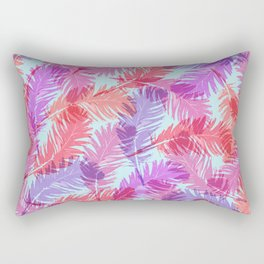 Feathers pattern Rectangular Pillow