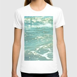 The Sea Delights Our Very Soul T-shirt