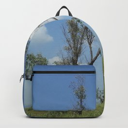 Trees On The Mountaintop Backpack