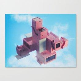 Multidirectional Canvas Print