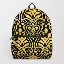 Epic Art Deco Pattern: Dancing Until Dawn Backpack