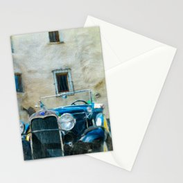 A Model Stationery Cards