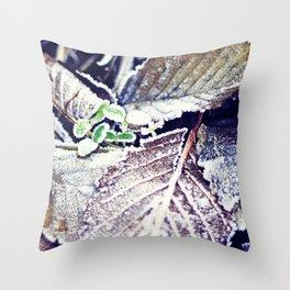 resilient Throw Pillow