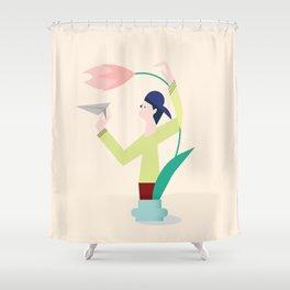 Mood4 Shower Curtain