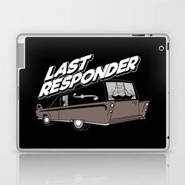 Last Responder | Mortician Laptop & iPad Skin