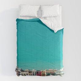 Triana, the beautiful Comforters