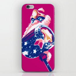 King of Dreams iPhone Skin