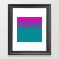 Gymnastics' Pill Framed Art Print