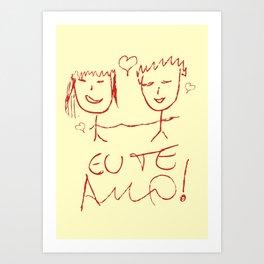 AMO Art Print
