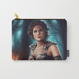 Warrior Queen Carry-All Pouch