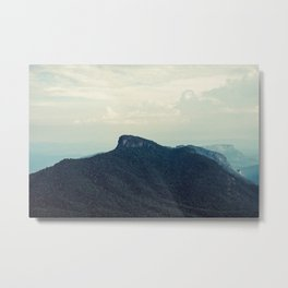 Table Rock Mountain, Linville Gorge, NC, 2015 Metal Print