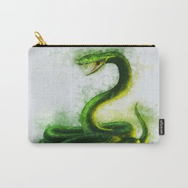 Snake Cobra Carry-All Pouch