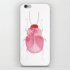 Sarcastic Beetle iPhone & iPod Skin