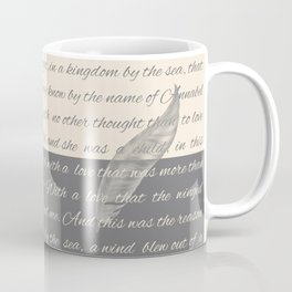 ANNABEL LEE (Allan Poe) Coffee Mug