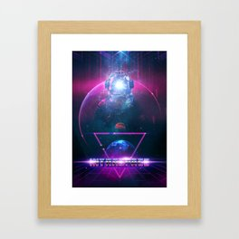 Intraspace Framed Art Print