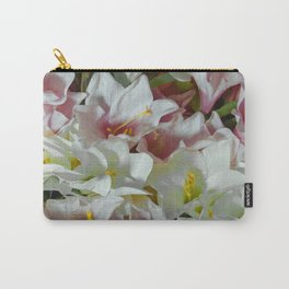 Pastel lilies Carry-All Pouch