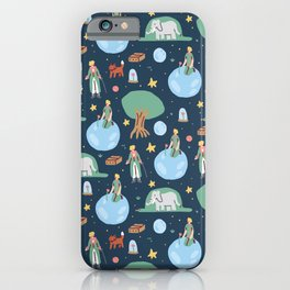 The Little Prince iPhone Case