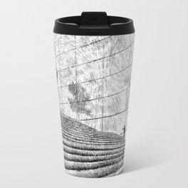 Fingerprint - Stairway Travel Mug