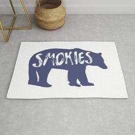 Smokies Bear Rug