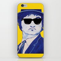 snl iPhone & iPod Skins featuring Jake Blues 1 by Kramcox