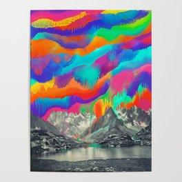 Skyfall, Melting Northern Lights Poster