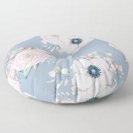 Dog Roses #society6 #buyart Floor Pillow