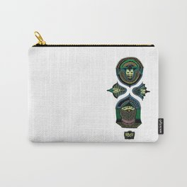 Entities in Flight Carry-All Pouch