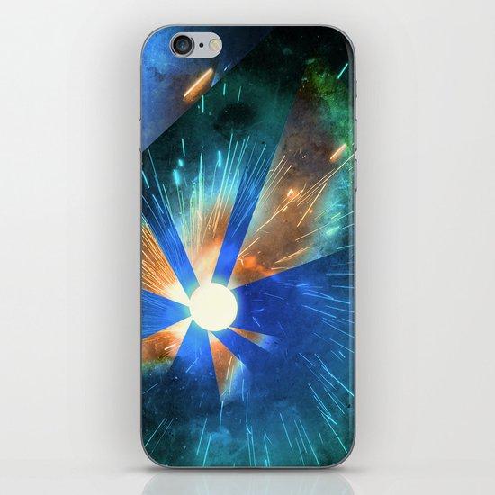 Light Flares iPhone & iPod Skin