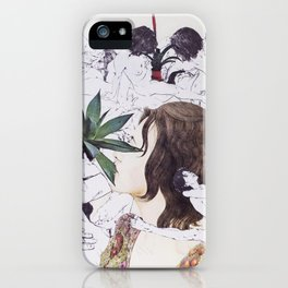 The Joy of Sex and Indoor Gardening iPhone Case