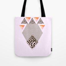 LEOPARD DIAMOND Tote Bag