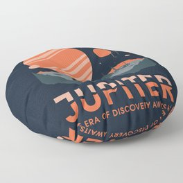 To New Horizons Floor Pillow