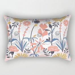 Mama Rosa Garden Rectangular Pillow