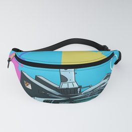 Back to the Pinup Fanny Pack