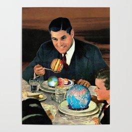 Greek Meatballs Poster