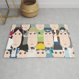 Citizen Patrol Rug