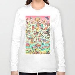 Schema 11 Long Sleeve T-shirt