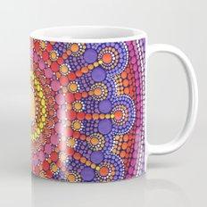 Jewel Drop Mandala Mug